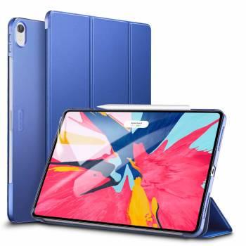 Meilleure coque petit budget pour l'iPad Pro (12,9 pouces, 3e génération) Coque Smart Cover à Tri pli d'ESR pour iPad Pro 12,9 pouces 2018