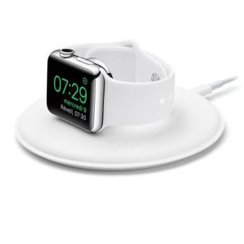 Pour un beau design et un chargeur intégré La station de recharge magnétique d'Apple