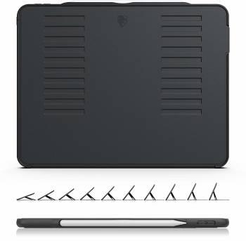 La fonction plutôt que la forme The Muse Case de Zugu Case (iPad Pro 12,9 pouces 2018)