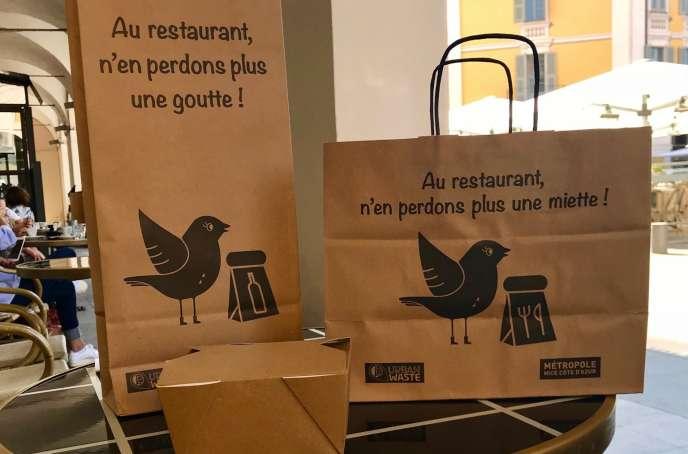 «En France, chaque année, près de 10 millions de tonnes de nourriture consommable finissent à la poubelle.»
