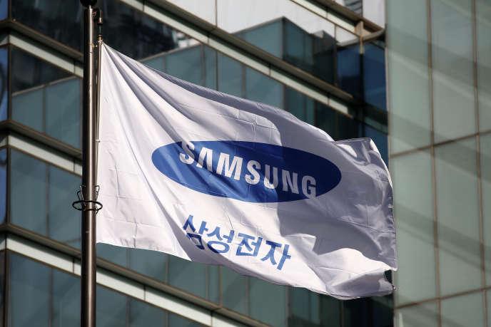 Le siège de Samsung, à Séoul, en novembre 2016.