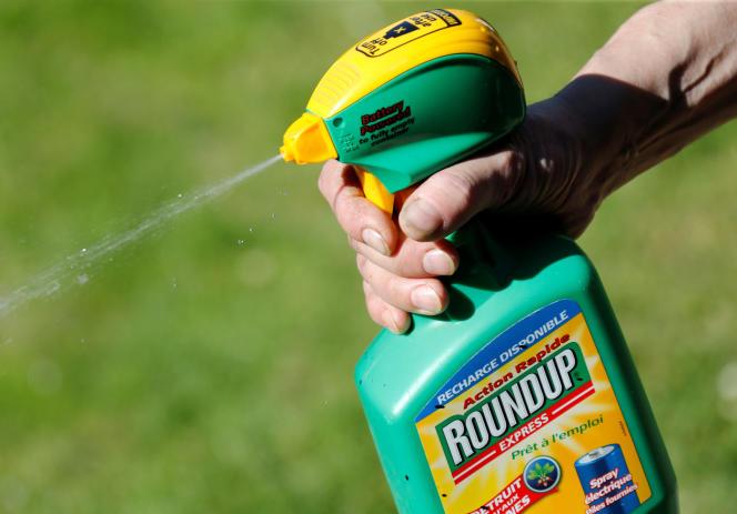 Le Roundup, produit phare de Monsanto, a pour principe actif le glyphosate.