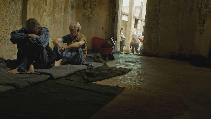 «Palmyre» : chasser les fantômes dans une prison syrienne