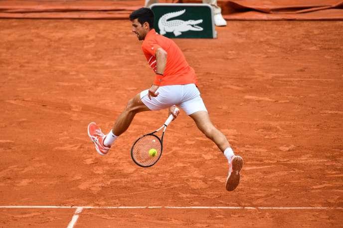 L'invention du saute-balle de tennis.