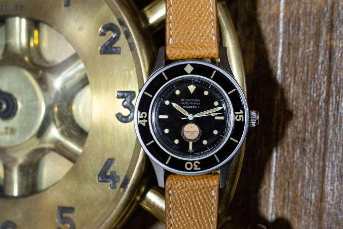 clair et distinctif prix officiel haute couture Le carton des montres d'occasion
