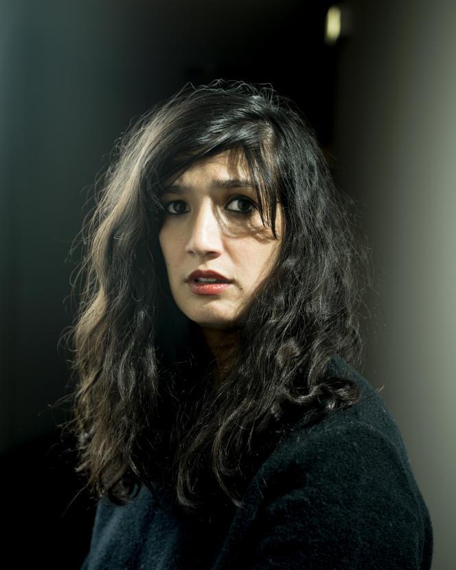Caroline Guiela Nguyen, auteure-metteuse en scène, Paris, le 4 juin.