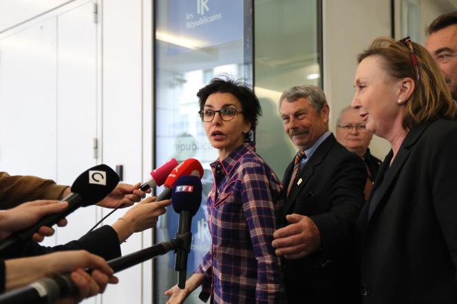 Entre 2009 et 2013, Rachida Datiaurait perçu 600 000 euros de Renault pour un rôle de conseil.