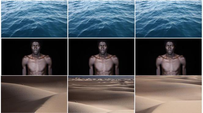 « Crossings», de Leila Alaoui, 2013.