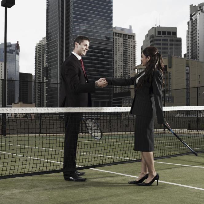 «Au tennis, comme dans de très nombreux sports, la question du timing est cruciale. »