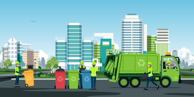 Cinq exemples d'une gestion nouvelle des déchets