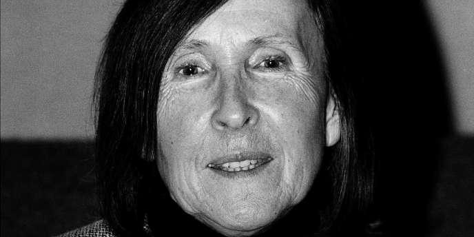 La réalisatrice et productrice Yannick Bellon à Lyon, en novembre 1989.