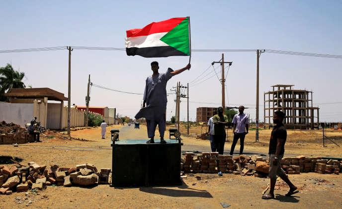 A Khartoum, le 5 juin 2019.