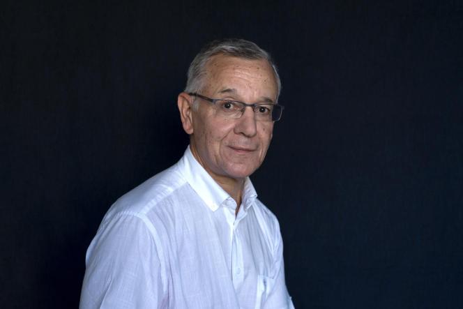 Le micobiologiste Francis Martin, à Paris, en septembre 2018.