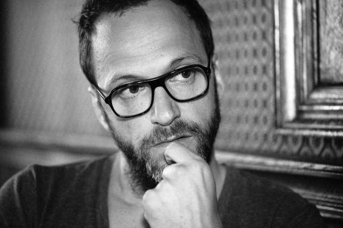Alexandre Cammas, cofondateur du Fooding et instigateur de son classement.