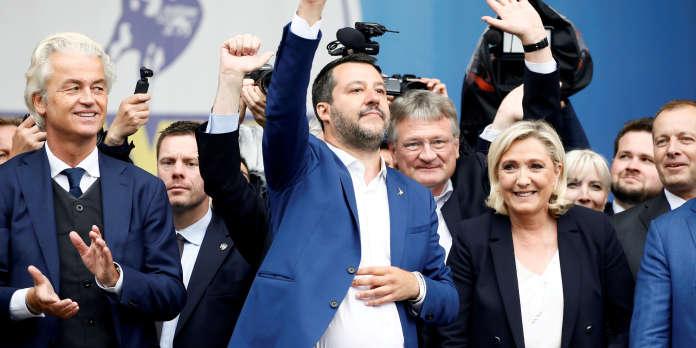 UE : le cordon sanitaire contre les candidats d'extrême droite reste solide au Parlement
