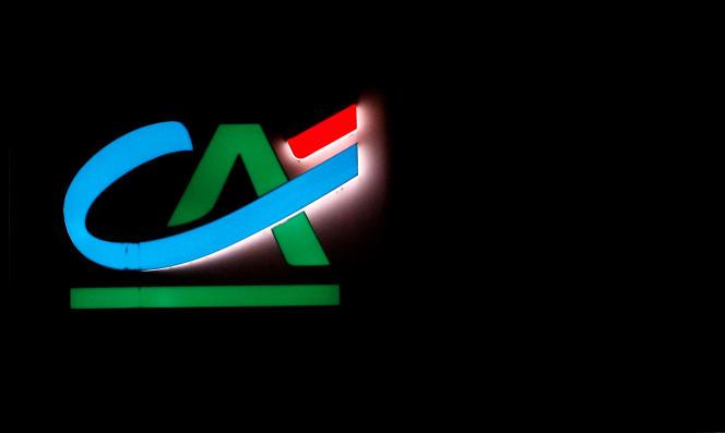 Logo du Crédit agricole. La « stratégie climat » publiée jeudi 6 juin par le groupe Crédit agricole, comportant de nouvelles mesures de restriction des soutiens de l'établissement au secteur du charbon.