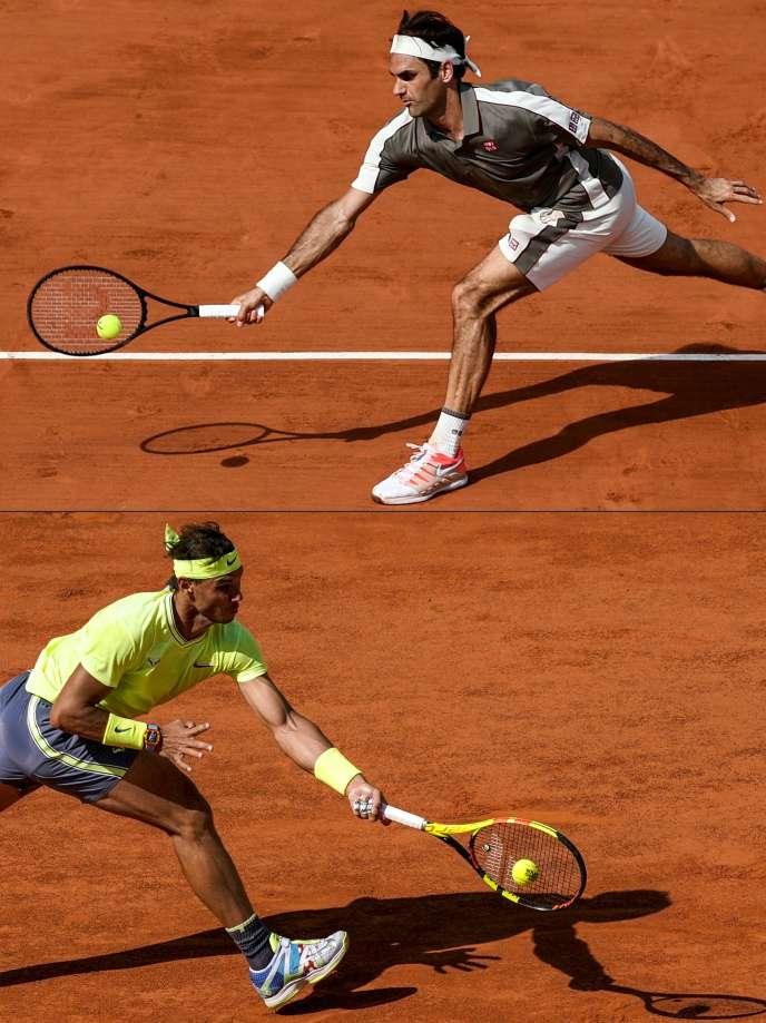 Le dernier match entre Rafael Nadal et Roger Federer à Roland-Garros remonte à 2011. Ils se sont affrontés cinq fois dans le tournoi parisien depuis 2005. Le Suisse n'a jamais trouvé la faille.