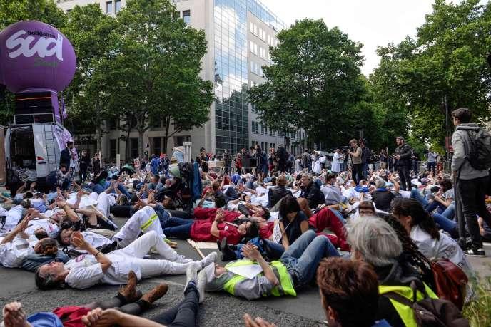 Le collectif Inter-Urgences est à l'origine d'une grève inédite par sa durée – bientôt six mois – et son ampleur, avec 250 services d'urgence à ce jour.