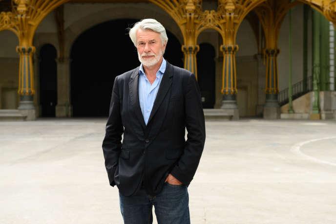 Chis Dercon au Grand Palais, en juin 2018.