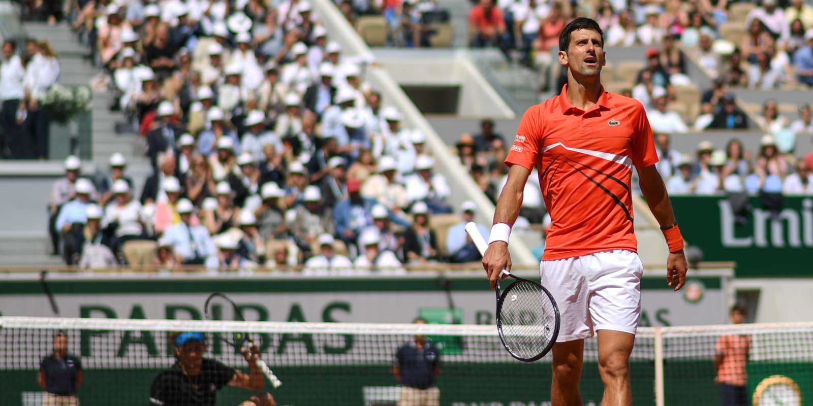 Novak Djokovic s'est imposé sans trembler face à Zverev.