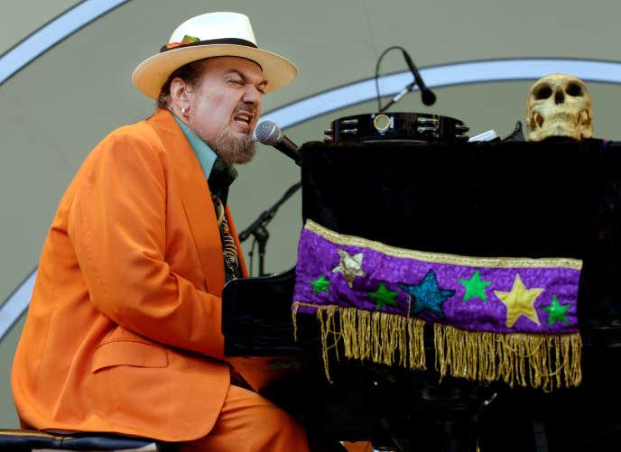 Dr. John, à Los Angeles, en juin 2005