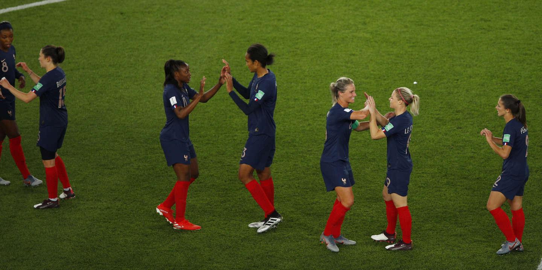 La Gazette De La Coupe Du Monde Féminine : Des Bleues