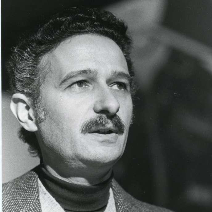 Pierre Hureau, en 1979.