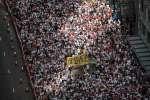 Le 9 juin 2019, à Hongkong, un million de personnes, selon les organisateurs de la mobilisation, défilaient dans les rues du territoire qui compte… sept millions d'habitants.