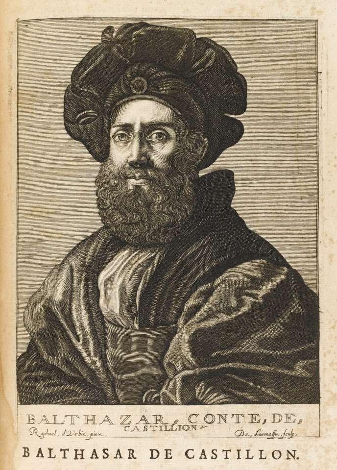 Baldassare Castiglione, diplomate italien et auteur de « L'Idéal courtisan».