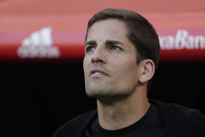 Football: le sélectionneur espagnol Luis Enrique s'en va, son adjoint Robert Moreno lui succède