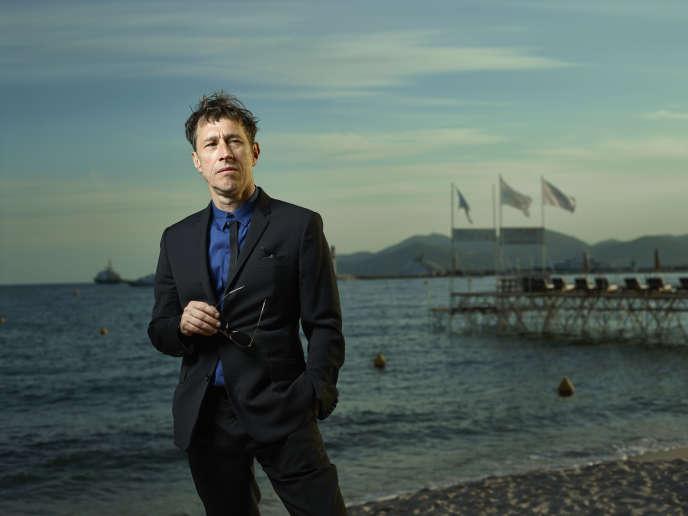 Le réalisateur, scénariste et compositeur français Bertrand Bonello, auFestival de Cannes, le 16 mai.