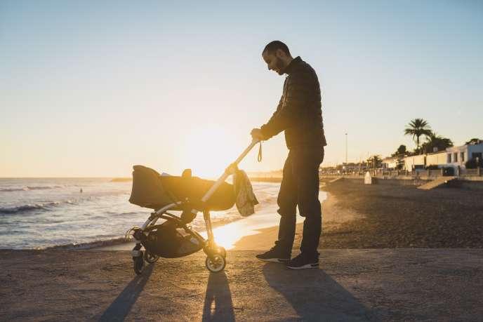 Seuls 4 % des pères français profitent du congé parental.