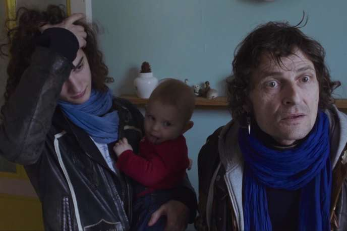 François et Roméo Créton dans «Beautiful Loser», deMaxime Roy.