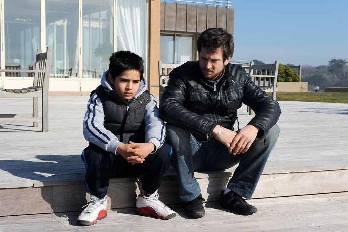 Slimane Khettabi etGuillaume Canet dans« Une vie meilleure», de Cédric Kahn.