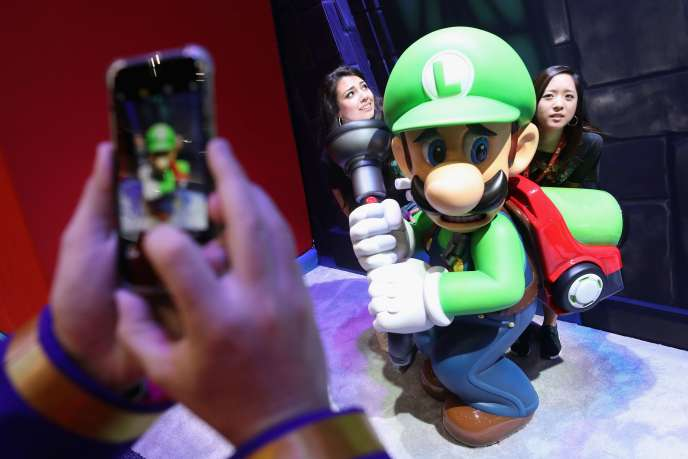 « Luigi's Mansion 3 » était l'une des attractions de Nintendo à l'E3.