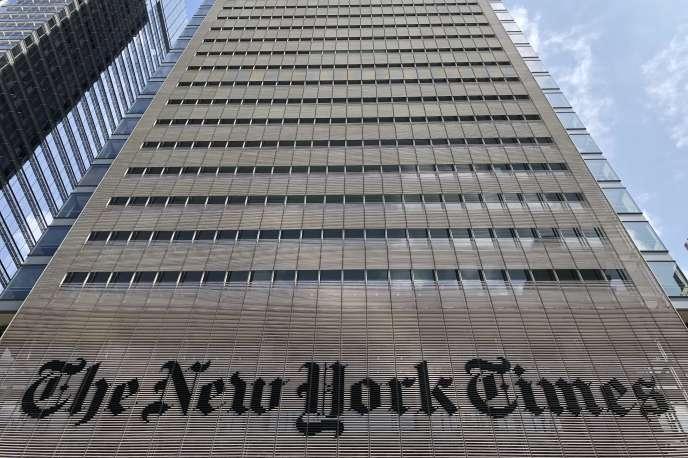 Le «New Yok Times» a décidé de ne plus publier de dessins politiques dans son édtion internationale, à compter du 1er juillet.