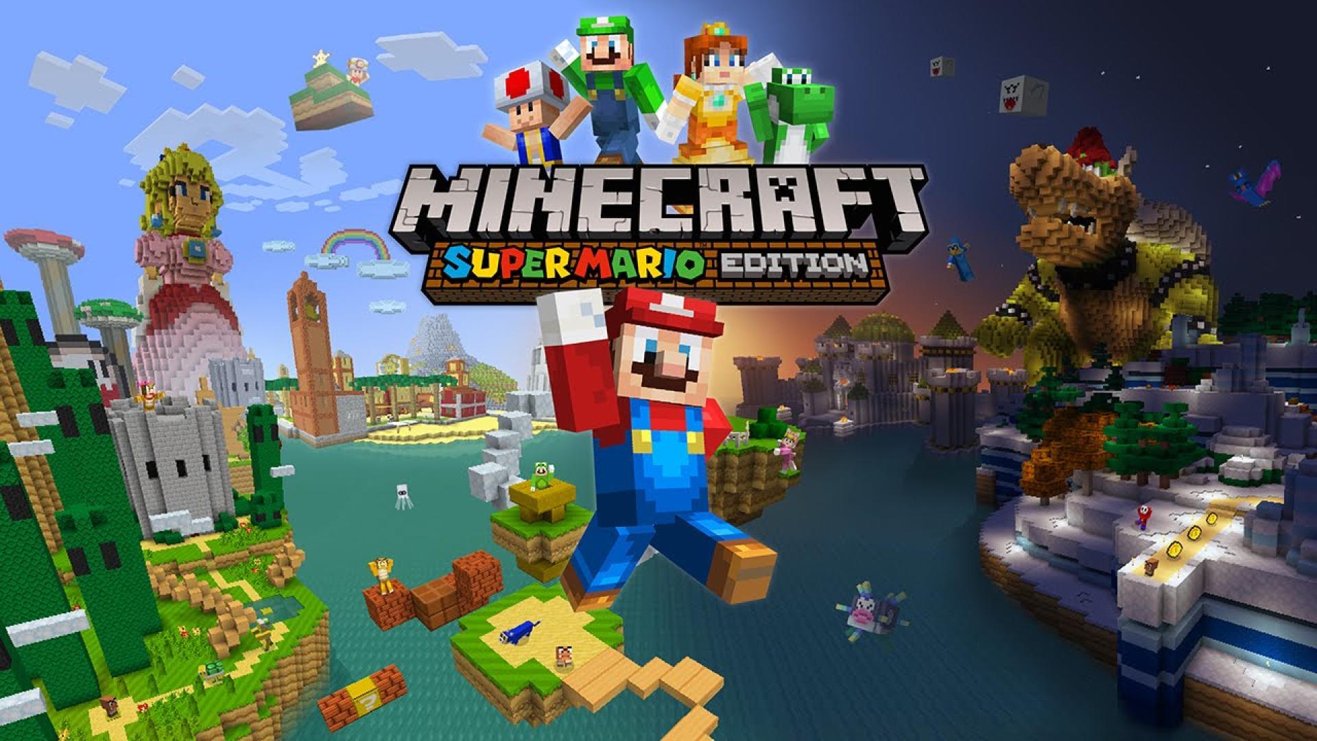 Les personnages de Nintendo sont apparus dans un jeu de Microsoft.