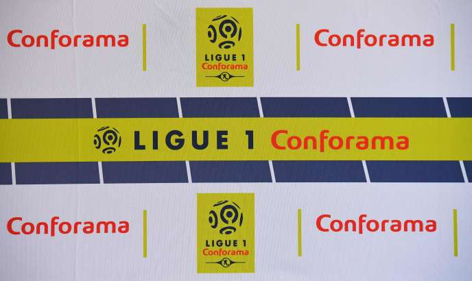 Conforama, le partenaire en titre actuel de la Ligue 1, s'était engagé en 2017 pour trois ans, à hauteur de 25millions d'euros.