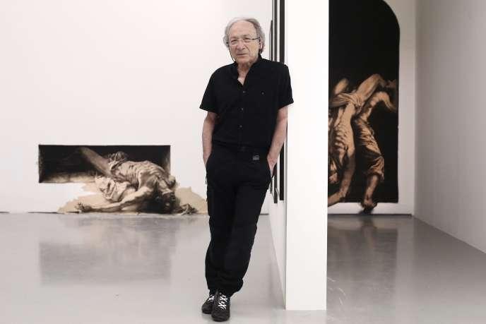 Ernest Pignon-Ernest: «Le dessin est le seul truc qui me valorisait»