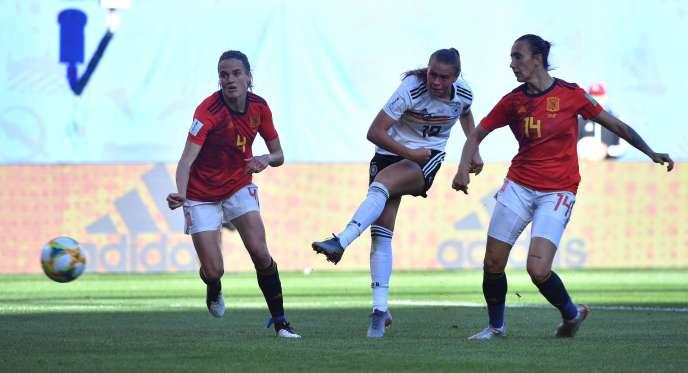 L'Espagne dispute le Mondial pour la deuxième fois seulement, en huit éditions. Sa première participation remonte à 2015 au Canada : l'équipe avait été éliminéedès le premier tour.