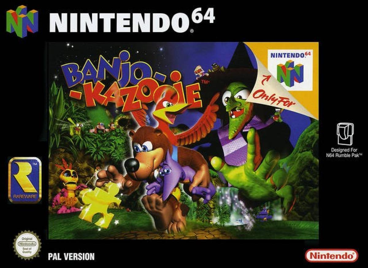 « Banjo & Kazooie» était autrefois une exclusivité Nintendo.