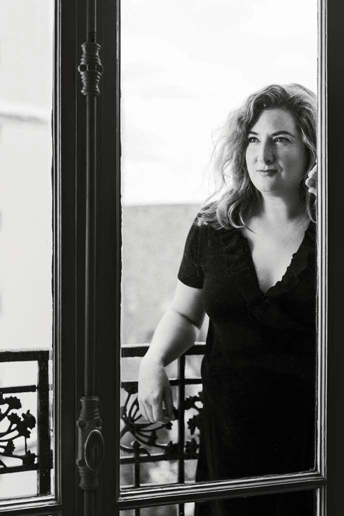 Ingrid Astier, à Paris, en juin 2019.