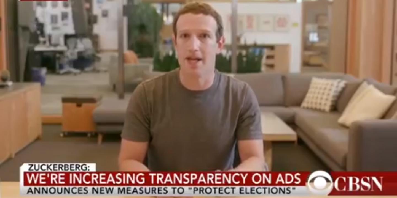Une vidéo truquée de Mark Zuckerberg façon « deepfake » éprouve les limites d'Instagram