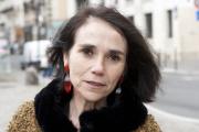 Lisa Ginzburg, en avril.