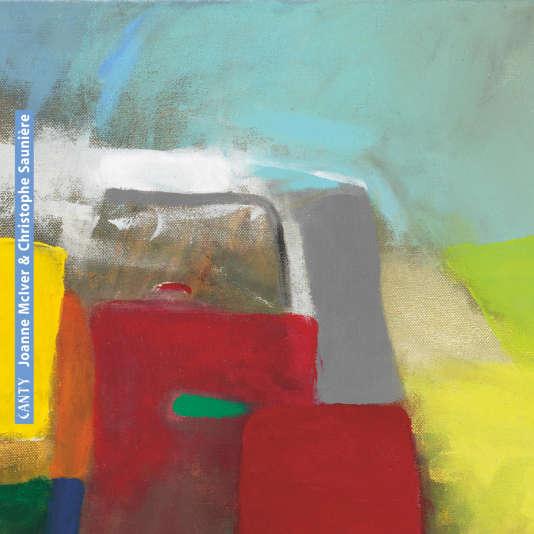 Pochette de l'album« Canty», de Joanne McIver et Christophe Saunière.