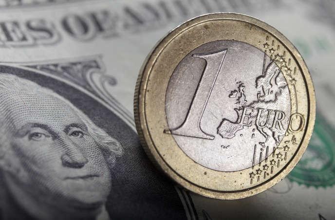 Fin 2018, la part de l'euro dans les réserves de change a atteint 20,7% loin derrière le billet vert qui s'établit 61,7%.
