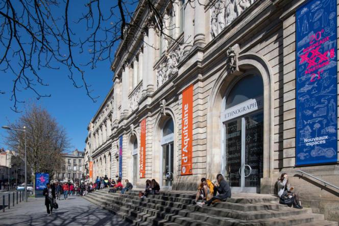 «Le musée organise tous les deux ans, avec des laboratoires universitaires, les Rencontres atlantiques consacrées à l'histoire de l'esclavage.» (Photo: facade du Musée d'Aquitaine, à Bordeaux.)