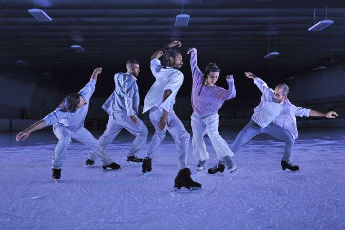 « Threshold», le nouveau spectacle de la compagnie canadienne du Patin libre.