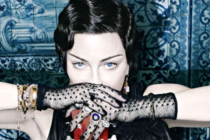 Madonna, en 2019.