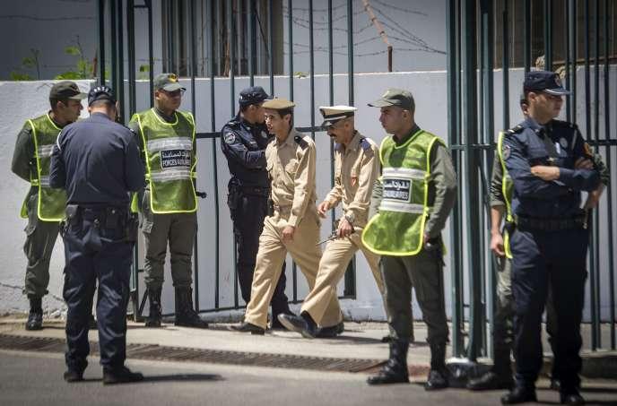 Témoignages et sueurs froides lors du procès du double meurtre de touristes au Maroc